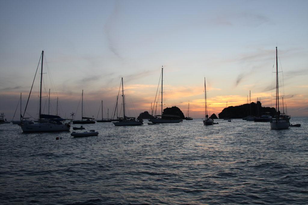 Vakaras Karibuose