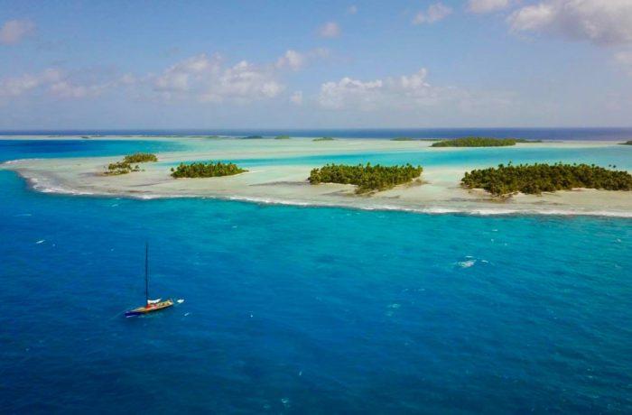 Išskirtinė Fidži kruizo galimybė: tapk įgulos nariu
